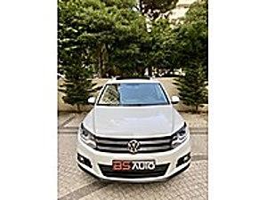 2015 MUKEMMEL TEMİZLİKTE TİGUAN 2.0TDI 4MOTİON CAM TAVAN LED FAR Volkswagen Tiguan 2.0 TDI Sport Style