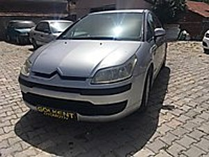 GÖLKENT OTOMOTİV DEN 2007 C 4 ORJİNAL KM Citroën C4 1.4 SX