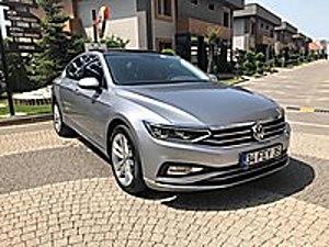 2019YENİ KASA PASSAT 1.6TDİ ELEGANCE HAYALET CAMTAVAN NAVİGASYON Volkswagen Passat 1.6 TDI BlueMotion Elegance