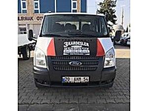 2012 HATASIZ BOYASIZ KLİMALI Ford Trucks Transit 350 M Çift Kabin