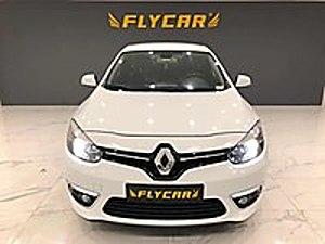 FLYCAR    2015 HATASIZ FLUENCE İCON 102.684 KM DE 1.5DCİ EDC Renault Fluence 1.5 dCi Icon