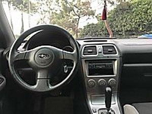 2006 SUBARU İMPREZA 2.0 SPORT OTOMOTİK 4 ÇEKER LPG Subaru Impreza 2.0 Active