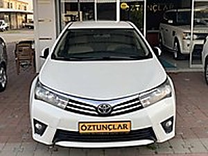 1.4 DİZEL OTOMATİK ADVANCE KAZASIZ HATASIZ Toyota Corolla 1.4 D-4D Advance