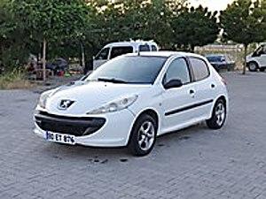 2011 PEJO 206  BENZINLİ LPG Lİ Peugeot 206   1.4 Comfort