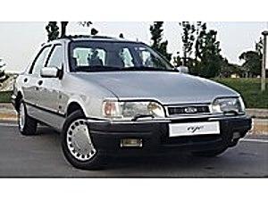 1990 FORD SİERRA 2.0 GHİA OTOMATİK VİTES - SUNROOFLU Ford Sierra 2.0 Ghia