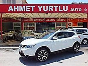 AHMET YURTLU AUTO 2015 PLATINUM PREMIUM PACK OTOMATİK BOYASIZ Nissan Qashqai 1.6 dCi Platinum Premium Pack