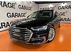 GARAGE 2020 AUDİ A8 LONG 50 TDI QUATTRO MASAJ  18 KDV BAYI Audi A8 3.0 TDI Quattro Long