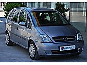MART MOTORS DAN TEMİZ MERİVA Opel Meriva 1.6 Essentia