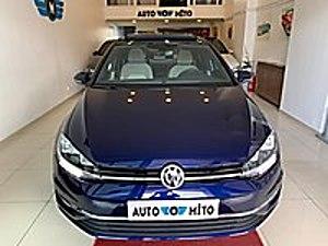 2020 MODEL SIFIR KM VW GOLF 1.5 TSI ATLANTİK MAVİ-CAM TAVAN... Volkswagen Golf 1.5 TSI Comfortline