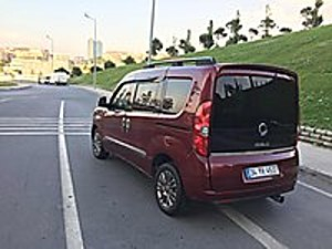 OTOMOBİL RUHSATLI VADE TAKAS OLUR Fiat Doblo Panorama 1.6 Multijet Premio Black