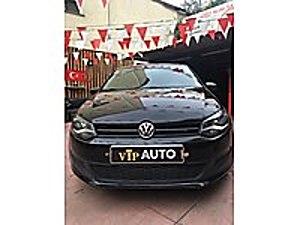 VİP AUTO     SATİLMİŞTİR Volkswagen Polo 1.6 TDI Comfortline