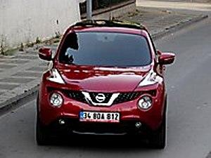 ORJİNAL-HATASIZ-BOYASIZ-TRAMERSİZ-GARANTİLİ NİSSAN JUKE OTOMATİK Nissan Juke 1.6 Sky Pack