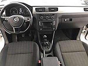 2015 MODEL 2016 ÇIKIŞLI BOYASIZ CADDY Volkswagen Caddy 2.0 TDI Comfortline