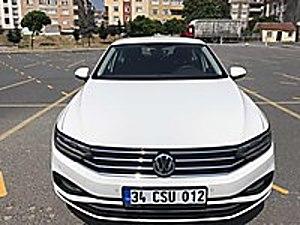 2020 MODEL SIFIR KM PASSAT BUSİNESS HEMEN TESLİM DOGUŞ ÇIKIŞLI Volkswagen Passat 1.6 TDI BlueMotion Business