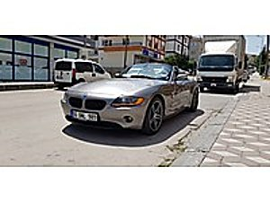 OTOMATİK-ÇOK TEMİZ-SORUNSUZ-BAKIMLI 2004 Z4 2.2-LPG Lİ BMW Z Serisi Z4 2.2