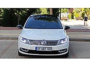 WV CC 2 0 TDİ CAM TAVAN FIRSAT ARACI Volkswagen VW CC 2.0 TDI 2.0 TDI