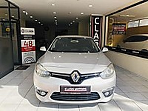 CLASS MOTORS DAN HATASIZ ICON OTOMATİK Renault Fluence 1.5 dCi Icon