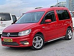 O.M.S OTOMOTİV DEN 2016 COMFORT ÖZEL RENK BAYRAK KIRMIZI FUL PAK Volkswagen Caddy 2.0 TDI Comfortline