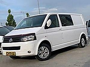 O.M.S OTOMOTİV DEN 2015 COMFORTLİNE 102 HP UZUN 5 1 117 KM Volkswagen Transporter 2.0 TDI City Van Comfortline