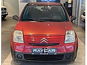 164.000 KMDE 2006 MODEL CİTROEN C2 SX 1.4HDİ Citroën C2 1.4 HDi SX