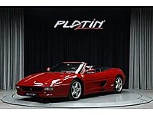 1996 FERRARİ F355 SPİDER MANUEL TUBİ EVOLUTİON EGZS FERMAS BAKIM Ferrari F355 Spider