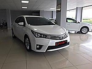 2015 MODEL TOYOTA COROLLA 1.4 D -4D ADVANCE 126.000 KM otomatik Toyota Corolla 1.4 D-4D Advance