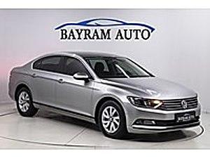 -BAYRAM AUTO-2015 VW PASSAT TRENDLINE 1 6TDI 120HP  85KM BOYASIZ Volkswagen Passat 1.6 TDI BlueMotion Trendline