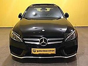 2016 Mercedes C180 AMG 7G-Tronic 87 bin km de Mercedes - Benz C Serisi C 180 AMG 7G-Tronic