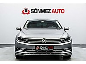 2016 MODEL-GARANTİLİ-SERVİS BAKIMLI-COMFORTLİNE-F1 VİTES- Volkswagen Passat 1.6 TDI BlueMotion Comfortline