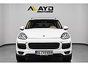 AYD MOTORSDAN 2015 CAYENNE BAYİİ VAKUM AİR HAFIZA ORJİNAL     Porsche Cayenne 3.0 Diesel