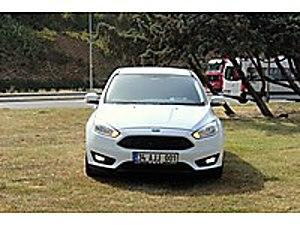 ORAS DAN 2018 MODEL FOCUS 1 5 TDCİ OTOMATİK 74 000 KM BOYASIZZZZ Ford Focus 1.5 TDCi Trend X