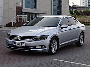 2014 MODEL VW PASSAT 1.6 TDI TREND YENİ KASA