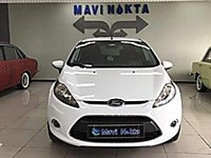 MAVİ NOKTA MOTORS 2012 FORD FİESTA MY FİESTA Ford Fiesta 1.25 My Fiesta