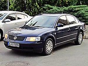 EFSANE KASA  ORJİNAL  2000 1.9 DİZEL OTOMATİK PASSAT CONFORTLİNE Volkswagen Passat 1.9 TDI Comfortline