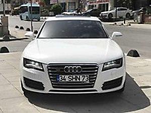 AUTO SHOW AUDI A7 3.0 TDI QUATTRO AIRMATİC VAKUM ÖN ARKA KLİMA Audi A7 3.0 TDI