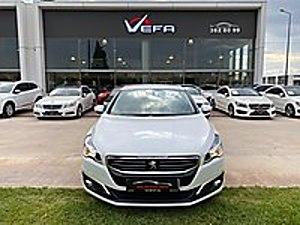 VEFA-2014 PEUGEOT 508 1.6 e-HDI START STOP ACTİVE OTOMATİK Peugeot 508 1.6 e-HDi Active
