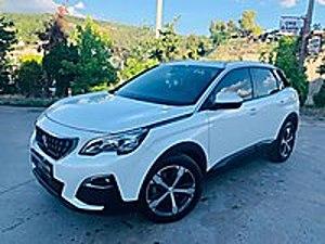 Av.murat Yılmaz beye hayırlı olsun Peugeot 3008 1.6 BlueHDi Active Prime Edition