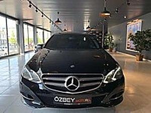 ÖZBEY MOTORS - ARACIMIZ OPSİYONLANMIŞTIR.. Mercedes - Benz E Serisi E 180 Elite