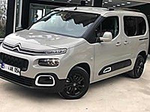 MİRAC OTOMOTİVDEN 2019 BERLİNGO 1.5BLUEHDI SHİNE SADECE 1.000KM Citroën Berlingo 1.5 BlueHDI Shine