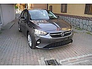 OPEL CORSA 1.5 D EDİTİON 2020 SIFIR KM DÜZ VİTES  18 FATURALI Opel Corsa 1.5 D Edition