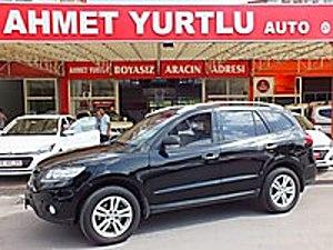 AHMET YURTLU AUTO 2011 MOD HYUNDAİ SANTA FE FULL FULL 7 KİŞİLİK Hyundai Santa Fe 2.2 CRDi
