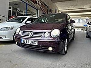 2003 MODEL MASRAFSIZ POLO Volkswagen Polo 1.4 TDI Comfortline
