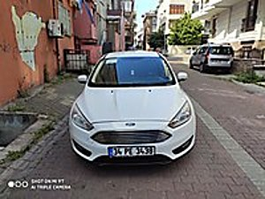 2015 FORD FOCUS TREND X 1.6 TDCİ MANUEL ARABACI OTOMOTİV Ford Focus 1.6 TDCi Trend X