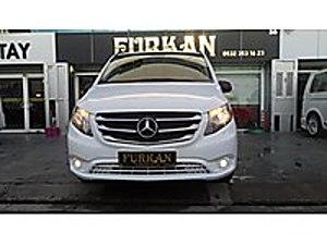 YETKİLİSERVİS BAKIMLI VİTO MİXTO 514 EXTRA UZUN 1.6 CDI 114 HP Mercedes - Benz Vito Mixto Kombi 111 CDI Mixto