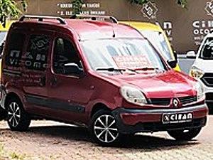 2004 KANGOO KLİMALI ÇİFT SÜRGÜLÜ MULTİX YENİ MUAYENELİ Renault Kangoo Multix Kangoo Multix 1.5 dCi Authentique