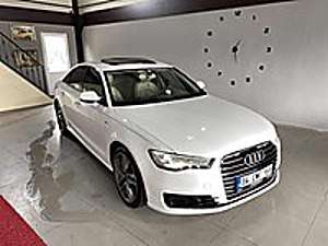 KONURALP OTO 2015 ELEKTRİKLİ BAGAJ VAKUM 2.0 TDİ 190 BG ULTRA A6 Audi A6 A6 Sedan 2.0 TDI