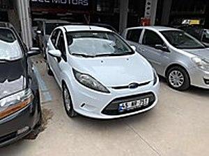 2012 FORD FİESTA DİZEL TAMAMINA KREDİ Ford Fiesta 1.4 TDCi Trend