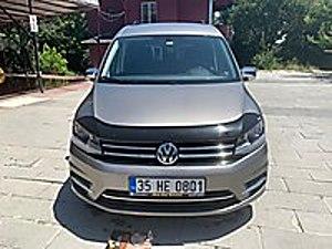 hatasız 72 binde Volkswagen Caddy 2.0 TDI Comfortline