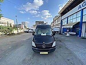 AĞAOĞLUNDAN 2013 MERCEDES SPRİNTER 416 CDI  VIP   TR DE TEK Mercedes - Benz Sprinter 416 CDI
