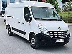 HATASIZ BOYASIZ YETKİLİ SERVİS BAKIMLI sadece 100 binde kılimalı Renault Master 2.3 dCi L2H2  11 m3